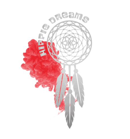 logo design Hippie Dreams