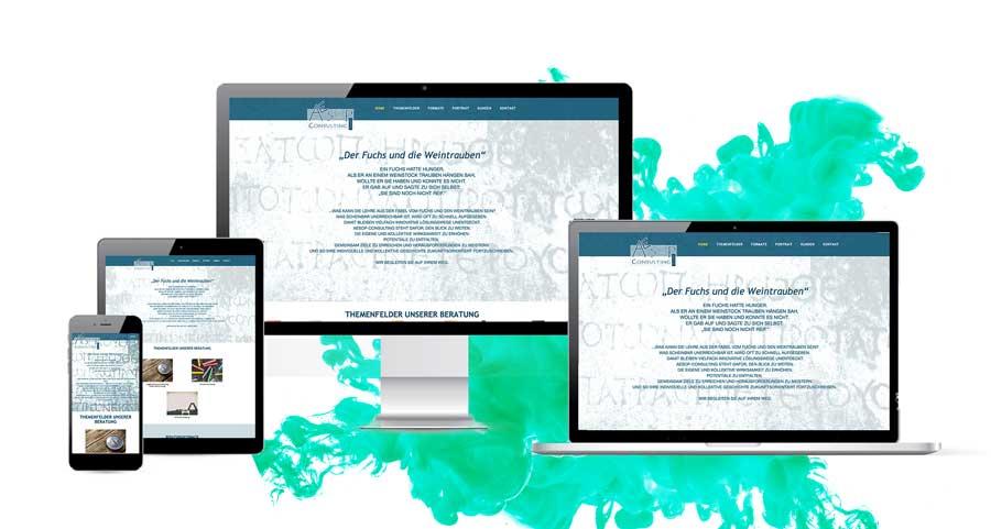 webdesign onlinemarketing suchmaschinenoptimierung se webentwicklung aesop consulting leipzig - Online-Marketing und Webdesign